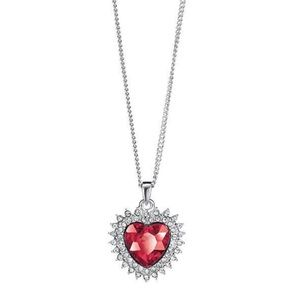 Dazzling Heart Collection Pendant Necklace by Avon